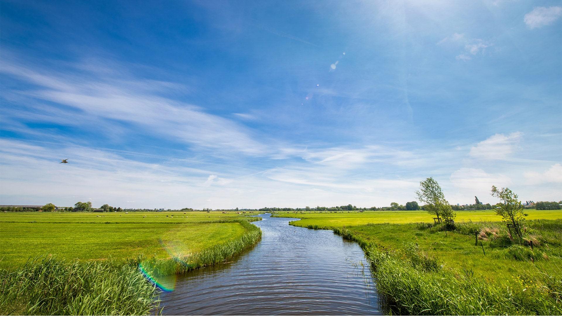 Bijzonder provinciaal landschap in Midden-Delfland