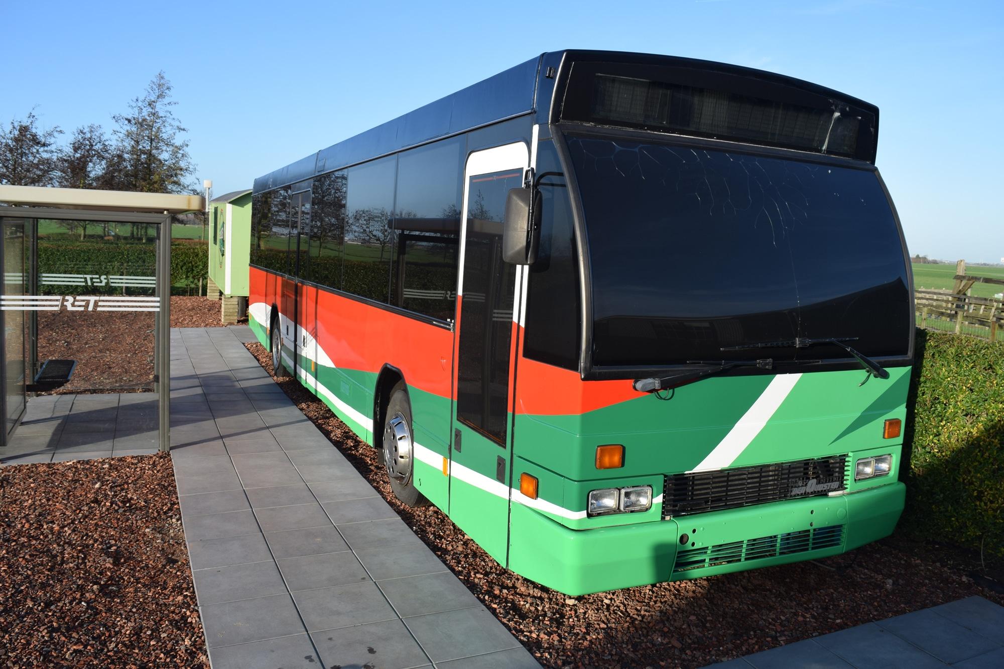 Hoeve Bouwlust - Escape bus