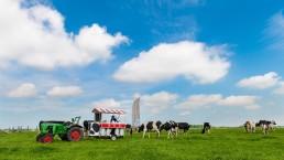 melkboeren in Midden-Delfland