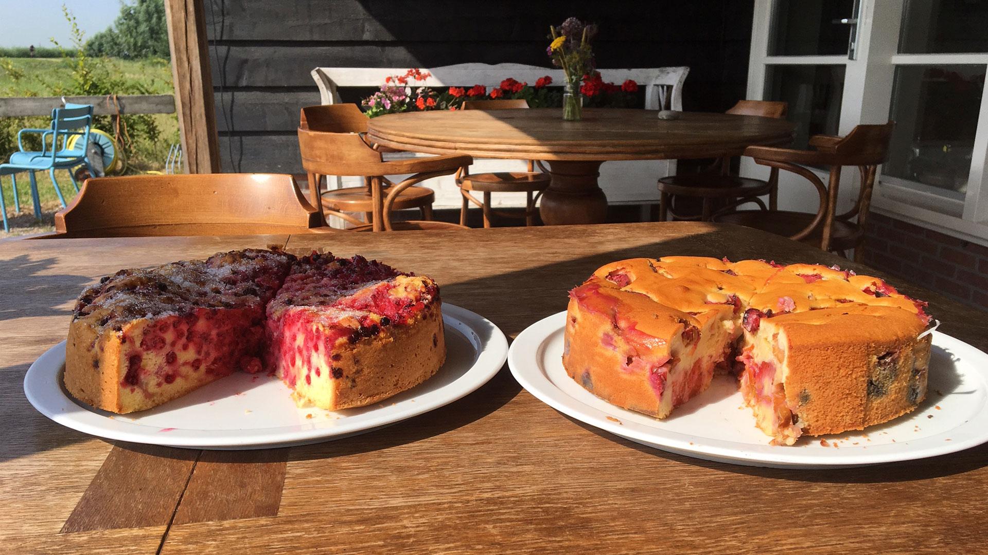 Bij de Buurvrouw - huisgebakken taarten
