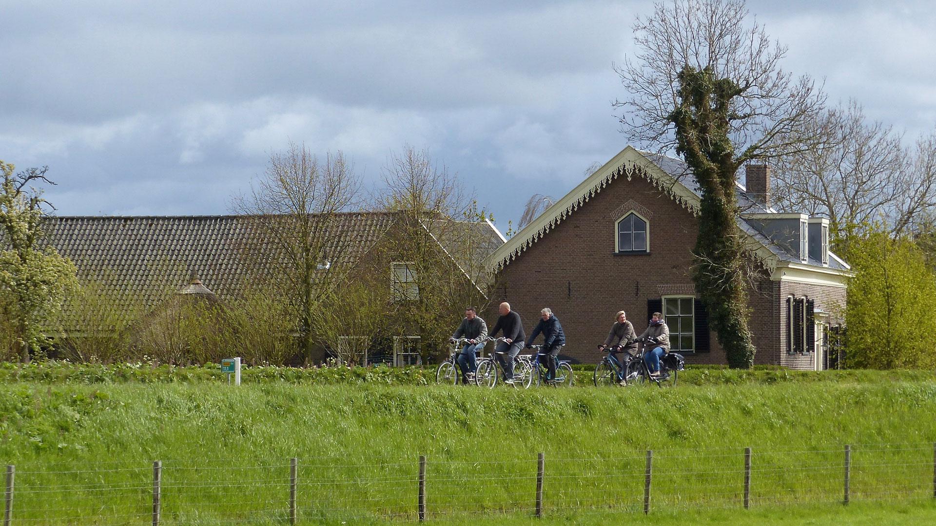 Midden-Delfland Vereniging - fietsroutes