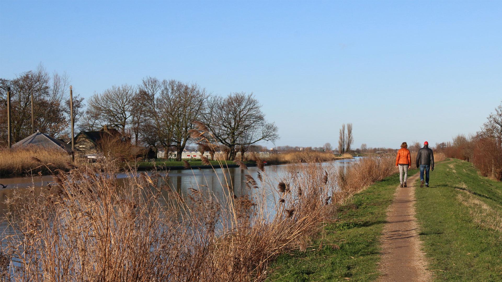 Midden-Delfland Vereniging - wandelroutes