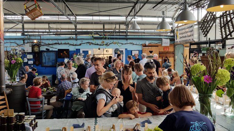 Druivenkwekerij Nieuw Tuinzight - Oogst Open Dagen