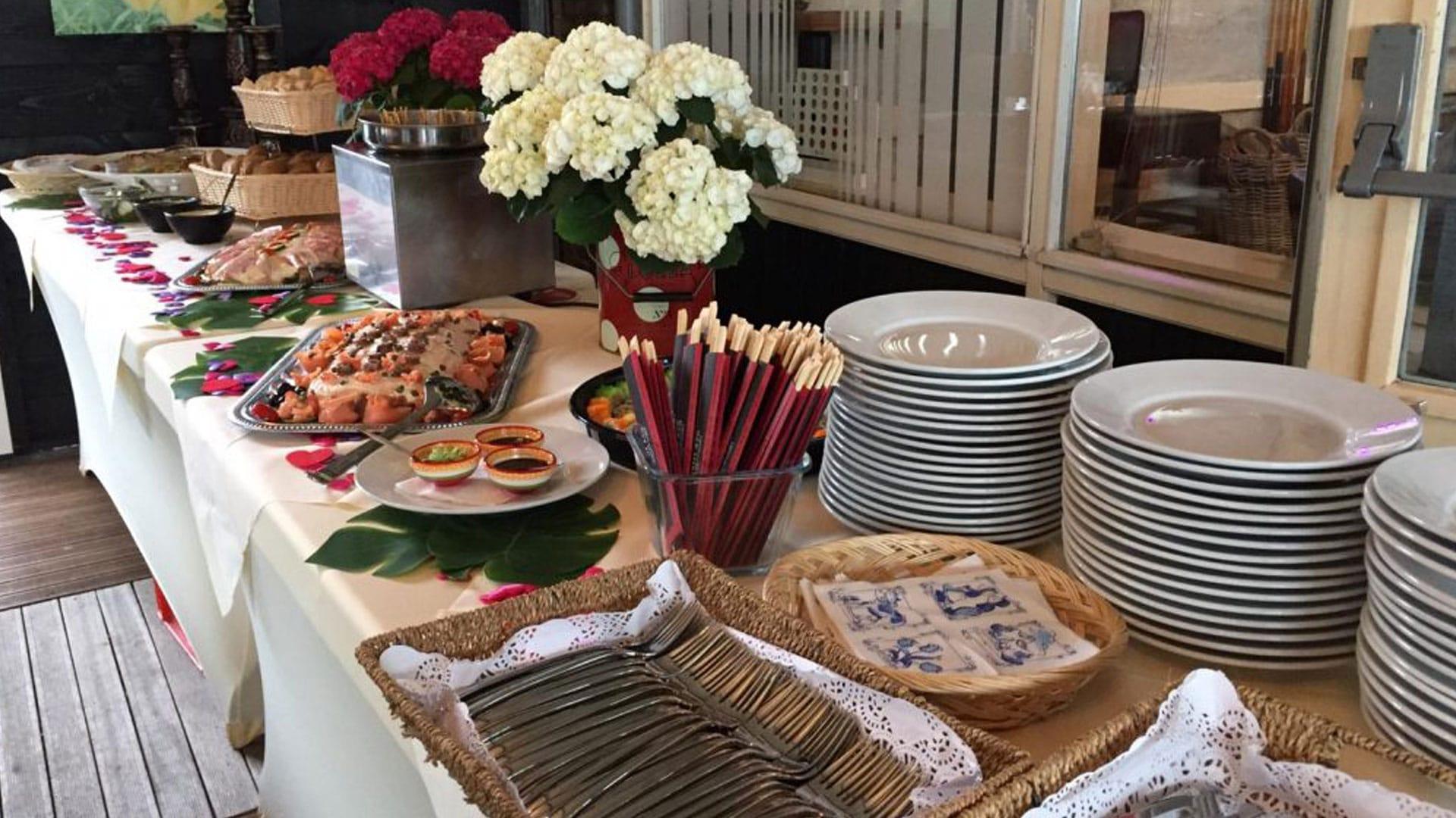 buffet 't Jachthuis