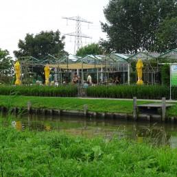 Midden-Delfland paviljoen de Zweth